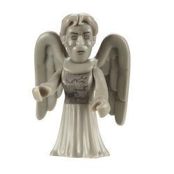 Weeping angel serene character building