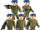 RAF Regiment Gunners Army Pack