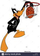 Daffy-duck-warner-bros-cartoon-character-in-the-looney-tunes-series-BDX0BK