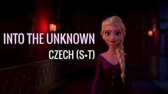 Frozen 2 - Into The Unknown (Czech) S T HQ