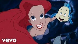 """Jodi Benson - Part of Your World (Official Video From """"The Little Mermaid"""")"""
