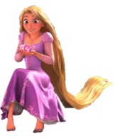 Tangled repunzel feet in water png by ent2pri9se-d7h203o