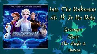 Frozen 2 - Into The Unknown (Flemish Version) HQ