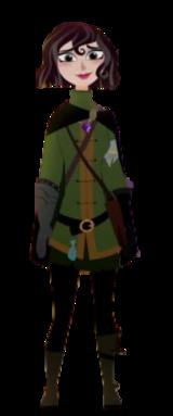 Cassandra (Tangled)