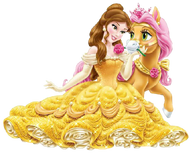 Belle and palace pets