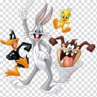 Sylvester-tweety-tasmanian-devil-daffy-duck-bugs-bunny-tweety