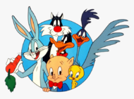 378-3781171 looney-tunes-characters-transparent-hd-png-download