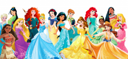 The Fifteen Princesses