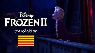 FROZEN 2 Into The Unknown (Catalan S T)