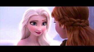 FROZEN 2 ELSA AND ANNA REUNITED OLAF COMES BACK TO LIFE ULTRA HD IDINA MENZEL KRISTEN BELL