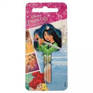 Disney-Princess-Mulan-Universal-UL2-6-Pin-Cylinder-Key-Blank-DSH-KEY00060-11