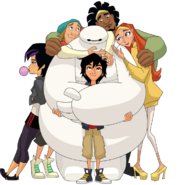 BH6 TV - Friends