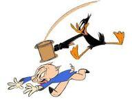 DaffyAfterPorky