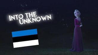 Frozen 2 - Into the Unknown (Estonian)