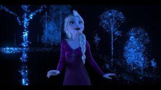Frozen 2 (फ्रोज़न २) - Into The Unknown अनजान जहाँ (Hindi LYRICS and Translation)