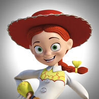 Jessie Toy Story Promation Art