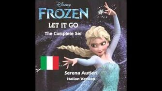 Frozen - Let It Go(All'alba Sorgerò) (Italian Version)
