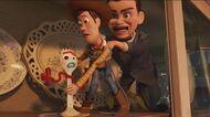 Toy Story 4 (2019) - Team Woody Vs Team Gabby Scene