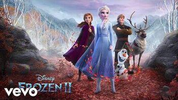 """Willemijn Verkaik, Renée van Wegberg - Laat je zien (Van """"Frozen 2"""" Audio Only)"""