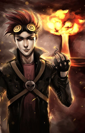 Jack spicer by ninjatic-d4ha7t6