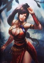 Lianshi Artwork (DW9)