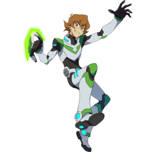 Pidge, the Paladin of the Green Lion