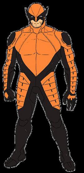 Ablation Armor Wolverine