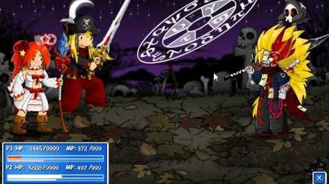 Epic Battle Fantasy 1 Playthrough (Normal) - Final Part 5 - Vs. Dead Goku-2