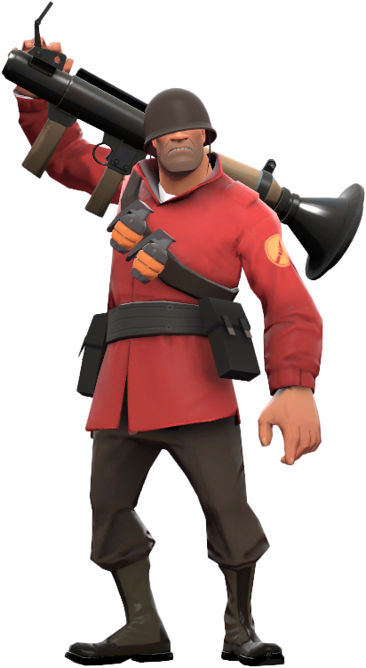 The Soldier | Character Profile Wikia | FANDOM powered by Wikia