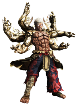 Asura Asuras Wrath Character Profile Wikia Fandom Powered By