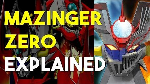 Mecha Talk - Mazinger ZERO Explained ft. GaoGaiKingTheGreatVA-1