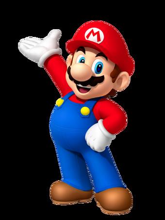 Mario Character Profile Wikia Fandom