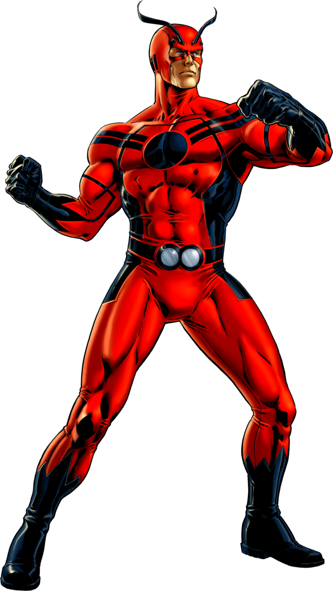 This is a photo of Impeccable Marvel Heroes Ant Man