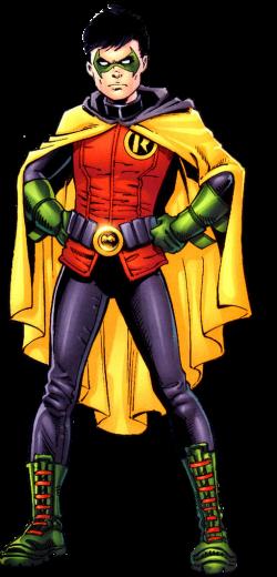 robin dc comics character profile wikia fandom