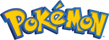 English Pokémon logo