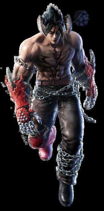 Jin Kazama Character Profile Wikia Fandom