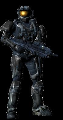 Agent Texas (Halo 4)