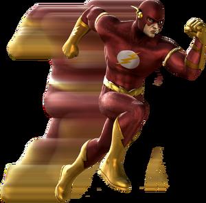 Flash, AHHHHH!