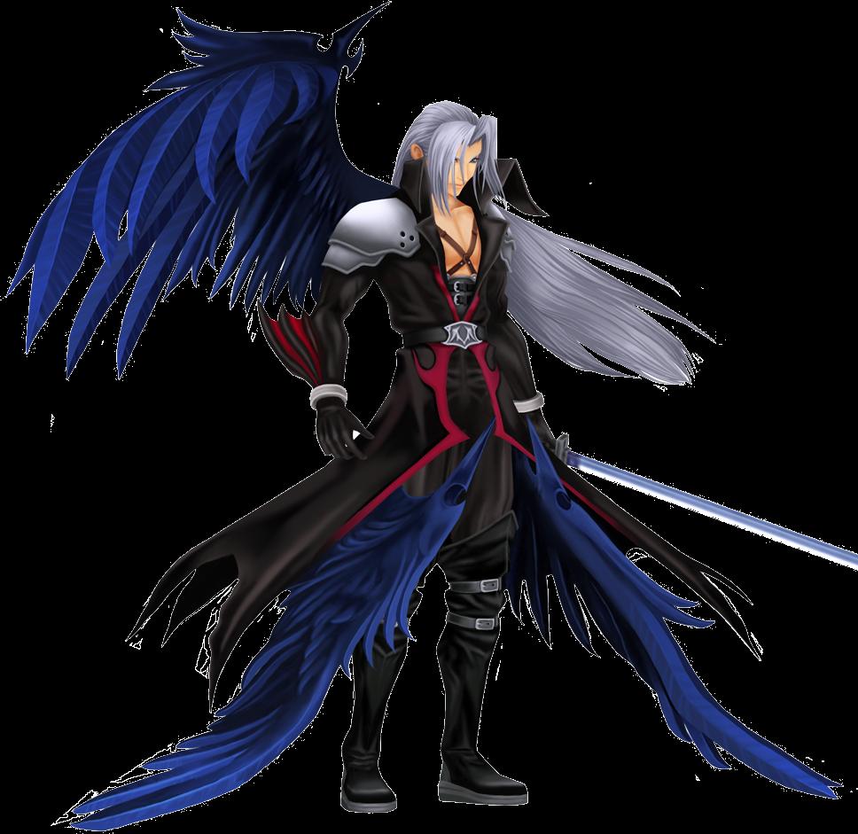 Sephiroth Kingdom Hearts Character Profile Wikia Fandom