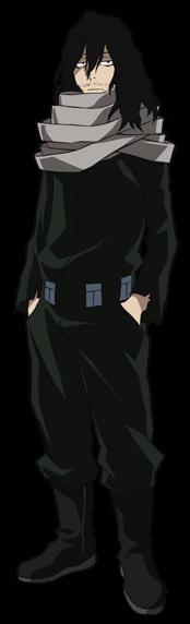 Shouta Aizawa | Character Profile Wikia | FANDOM powered by
