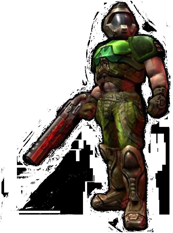 Doomguy Character Profile Wikia Fandom