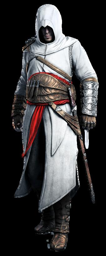 Altair Ibn La Ahad Character Profile Wikia Fandom