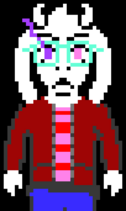 Anthony Dreemurr Sprite (Mad)