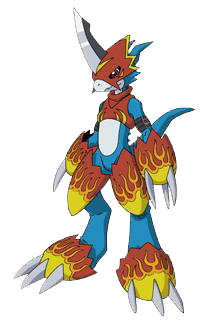 Flamedramon