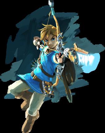 Link Breath Of The Wild Character Profile Wikia Fandom