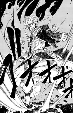 Fire Dragon King Mode Natsu