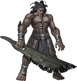 Berserker Heracles, the Raging Destroyer