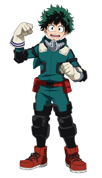 Izuku Midoriya | Character Profile Wikia | FANDOM powered by