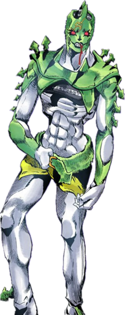 Enrico Pucci | Character Profile Wikia | FANDOM powered by ...