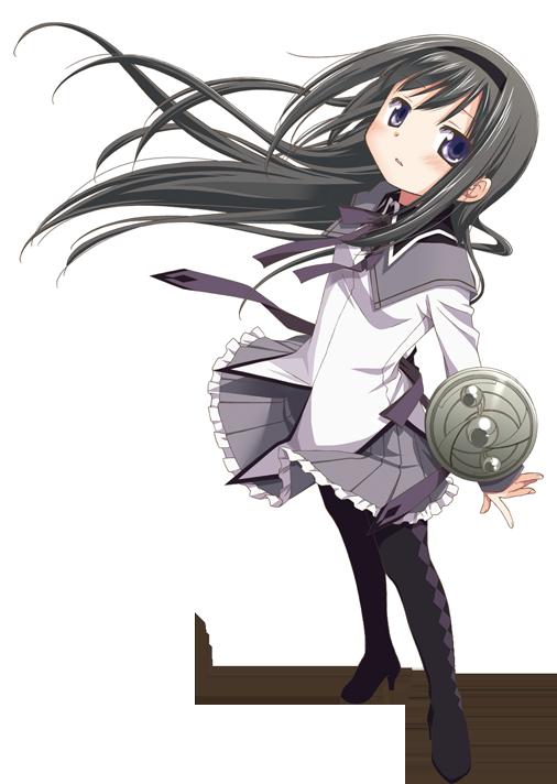 Homura Akemi   The Puella Magi Wiki   FANDOM powered by Wikia